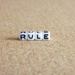 バイナリーオプションのルールの作り方とは?