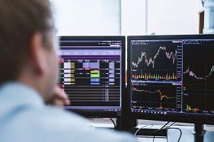 仮想通貨主要5通貨のチャート分析