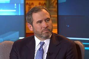 リップル社CEOがBTCとXRPの将来性に言及