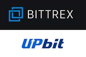 仮想通貨取引所BittrexとUpbitの関係性