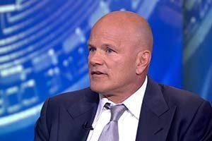 Galaxy Digital社CEOが機関投資家の仮想通貨市場への参入時期を予想
