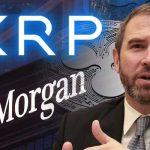 リップルCEOがJPモルガンのJPMコイン再び指摘!欠陥と利用のメリットに言及!
