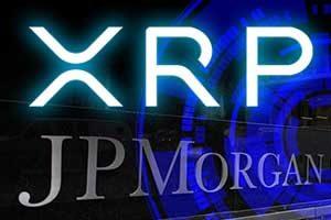 JPMコイン、リップル(XRP)の競合にはならない