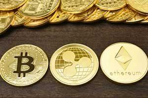 コインマーケットキャップ新システムによる主要3通貨の格付け